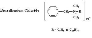 cloruro benzalconio